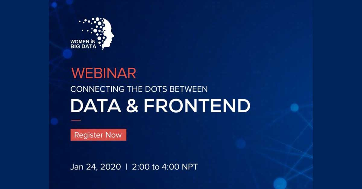 Connecting Dots Between Data and Frontend