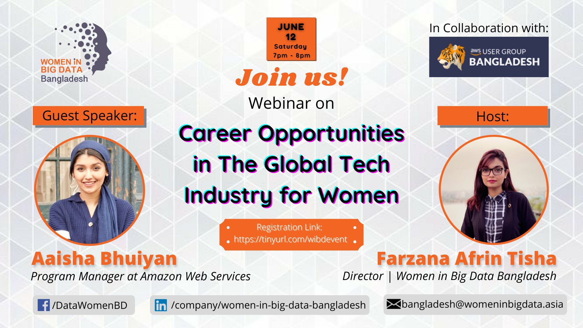 Career Opportunities in the Global Tech Industry for Women